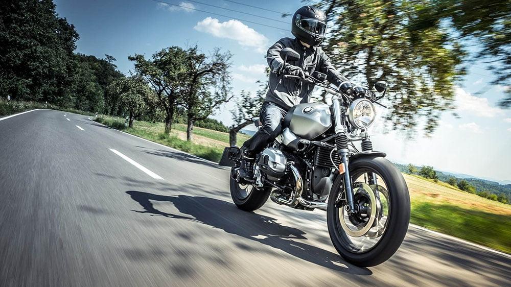 BMW, en historisk motorsykkel