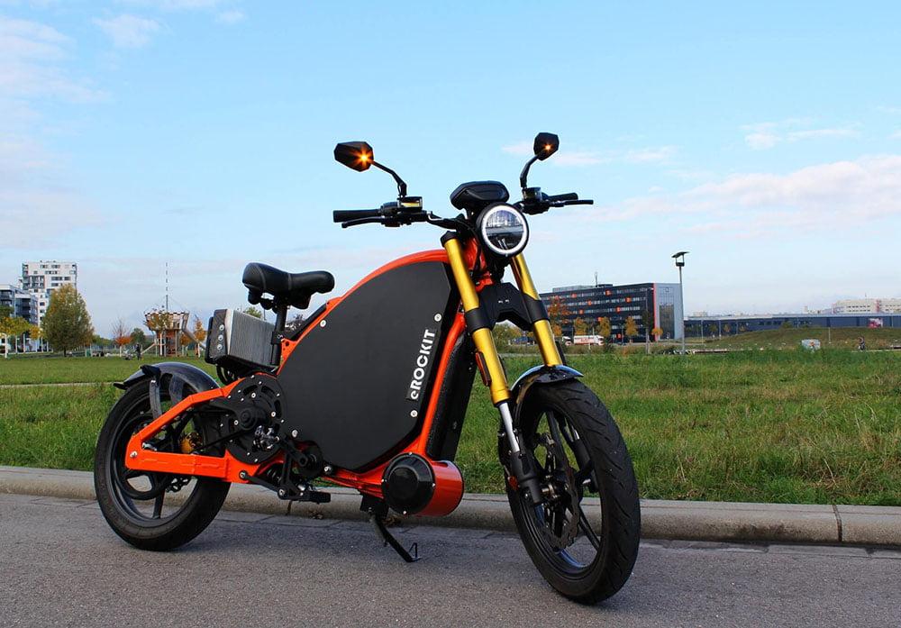 El-motorsykkel